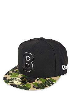 A BATHING APE Bathing Ape fitted cap A Bathing Ape b276afe8040