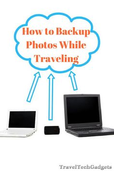 How to Backup Your Priceless Photos While Traveling Travel Advice, Travel Guides, Best Travel Gadgets, Travel Hacks, International Travel Tips, Photo Storage, Road Trip Hacks, Card Reader, Travel Abroad