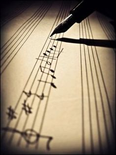 ♫♪ Music ♪♫ is enough for a lifetime, but a lifetime is not enough for music. … Sergei Rachmaninov music quotes