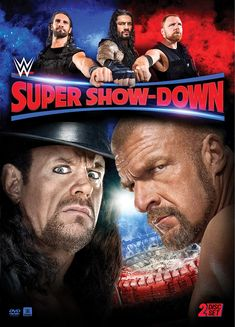 What will happen when The Undertaker and Triple H meet for the last time ever? Find out this and more at WWE Super Show-Down! Wwe Ppv, Sports Highlights, Pay Per View, Sasha Bank, Triple H, Aj Styles, Best Buy Store, Dvd Set, Undertaker