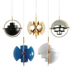 Dining Pendant, Pendant Lamp, Pendant Lighting, Bauhaus Furniture, Cheap Pendant Lights, Metal Chandelier, Bedside Lamp, Modern Colors, Lighting Solutions
