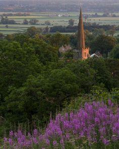 Wilton spire - Bishop Wilton, East Yorkshire, England