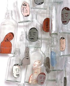 Untitled (detail), by Barry McGee
