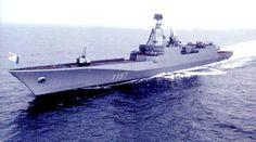 Концепция эсминца нового поколения под условным названием Лидер