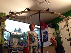 Life Size Raspberry Pi 3D Printer Scanner In The Making https://pisupp.ly/l9i3r