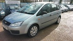 FORD FOCUS C-MAX 05reg 2005  1.6TDCi DIESEL LX MPV  ONE Prev Owner