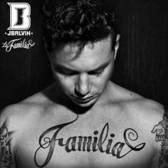 """The Latin Urban Music Phenomenon J Balvin, presents his new studio album LA FAMILIA. J Balvin continues to spread throughout the world. J Balvin reached #1 with his song """"Sola"""" on the national radio c"""