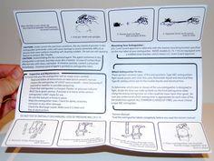 Instruction Manual  http://www.behance.net/gallery/Instruction-Manual-Design/3600317