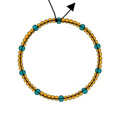 Netted Bezel | Beading Techniques | Fusion Beads