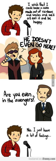 Mean avengers