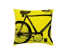 #yellow #pillow - by #Oppa
