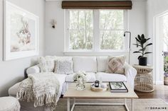 Take a peek inside our lifestyle editor's feminine-meets-minimal Sydney home.