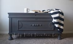 Cedar Chest Makeover - Lily Field Co. More