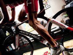 One-Hour Workout: Bike Trainer Sprint Pyramid