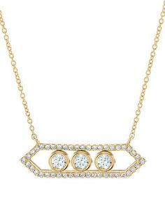 Crislu Sway Cubic Zirconia and 18K Yellow Goldplated Sterling Silver G