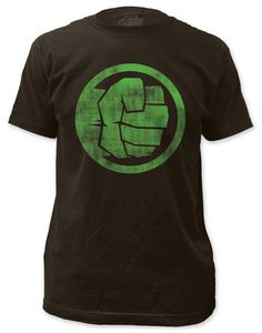 T-Shirt - The Incredible Hulk - Fist Bump (slim fit)