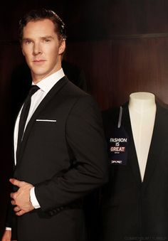 Fashion may be great, but you Ben are greater - doesn't this picture just emulate Britishness? To me it does :)
