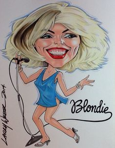Image result for celebrity caricature