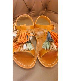 Comprar Sandalia niña Pepe Jeans flecos | PIEL | Gran selección de sandalias en Mi Gatito Pepo. http://www.migatitopepo.es/15_pepe-jeans