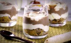Envie d'un pur moment de régal et d'un peu de chaleur venue d'Italie ? Ce dessert est peut-être ce qu'il vous faut pour égayer votre journée...   @SUGARHERO Impossible de résister à ce savoureux dessert venu...