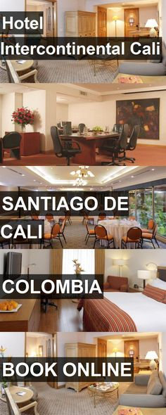 Hotel Hotel Intercontinental Cali in Santiago de Cali, Colombia. For more information, photos, reviews and best prices please follow the link. #Colombia #SantiagodeCali #HotelIntercontinentalCali #hotel #travel #vacation