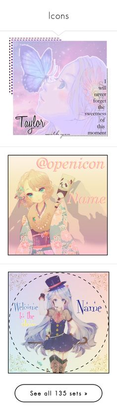 """""""Icons"""" by song-bird-luv ❤ liked on Polyvore featuring art, akiba6k, senpaiicons, senpai3k, singingbirdsicons, littlekittenscontest, flaminghoticoncontest, Tatisfirsticoncontest, GabberstruttleIconContset and 108IconContest"""