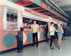 vintage stadium concession