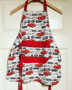 I made this for my little nephew, sewing; Baking Apron, My Works, Sewing, Dressmaking, Couture, Stitching, Full Sew In