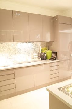 Project - Silver Kitchen