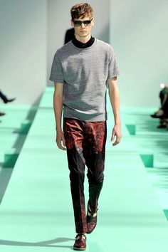 Paul Smith Menswear 2013
