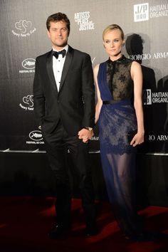 Josh Jackson + Diane Kruger