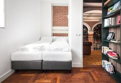 Hotel Not Hotel by Collaboration O - News - Frameweb #architecture #design #hotel #interiordesign #interiors
