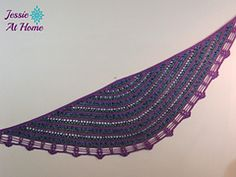 Ravelry: Panda Wrap pattern by Jessie Rayot