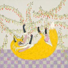 Jennifer Davis� Surreal, Cotton-Candy-Colored Paintings