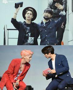 Jonghyun & Minho