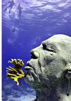 underwater museum cancun | Even some of those familiar with the attractions Cancun offers above ...