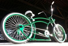Featured Bikes — Kustomized Bicycle Magazine