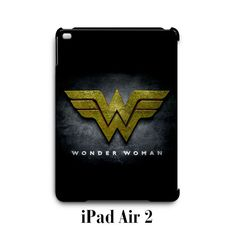 Wonder Woman iPad Air 2 Case Cover Wrap Around