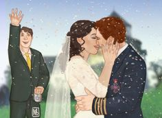 LOVE!!!! Martin and Princess Teresa!