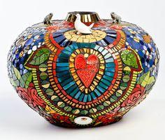 heart mosaics - Google Search