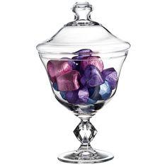 Bomboniere de vidro com tampa Pasabahce 22 cm - Utensílios Domésticos / Utilplast - Utilplast