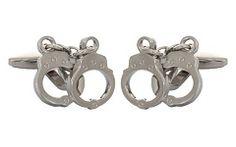 Handcuff Cufflinks - £16.99