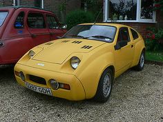 Midas Gold Coupe Classic Mini, Classic Cars, Kit Cars Replica, Transportation Engineering, Retro Cars, Buses, Cars For Sale, Minis, Automobile