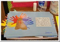 Turkey Day Crafts! by marla