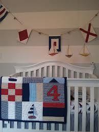 Nautical nursery if it's a boy!