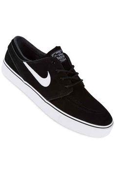 Nike SB Zoom Stefan Janoski OG Chaussure (black white gum light brown) achetez sur skatedeluxe