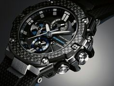 Casio G-Shock G-Steel Carbon