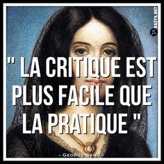 - George Sand -