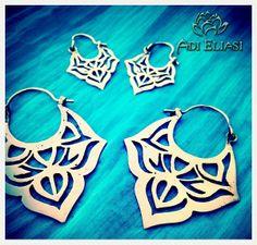 piyara earrings and baby piyara #brass earrings 2014 www.adieliasi.com