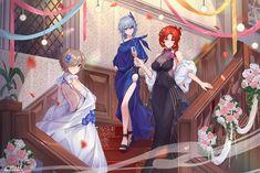 Cool Anime Girl, Beautiful Anime Girl, Anime Art Girl, Female Character Design, Cute Anime Character, Character Art, Fantasy Characters, Female Characters, Anime Characters